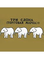 """Дизайнерская сити коллекция зонтов """"Три Слона"""""""