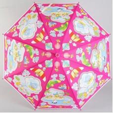 Детский зонтик со свистком Забавные слоники