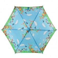 Зонтик детский трость Airton 1551 Цветочная лужайка