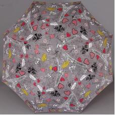 Женский зонт трость Airton 16255-26 Парижская романтика