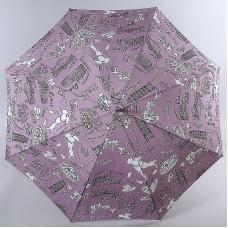 Зонт-трость женский Airton 16255-62 Путешествия