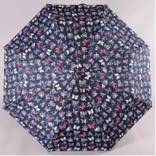 Зонтик с бабочками механика женский Airton 3515-140