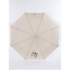 Бежевый зонт полуавтомат Airton 3617-292