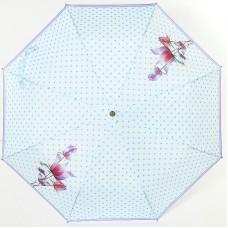 Зонтик в горошек с цветочком Airton 3631-180