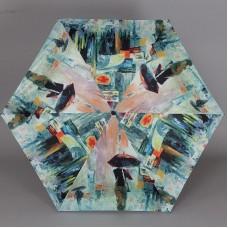 Зонт женский легкий Ame Yoke OK53