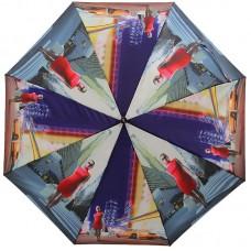 Женский сатиновый зонтик Ame Yoke OK58-9802 Шопинг