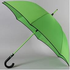 Зеленый зонтик трость ArtRain 1611-01