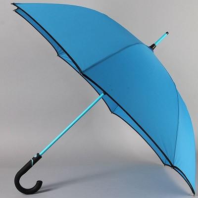 Синий женский зонт-трость ArtRain 1611-03