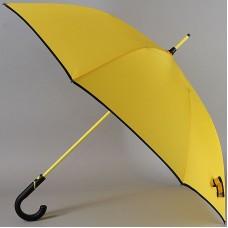 Женский желтый зонт-трость ArtRain 1611-04