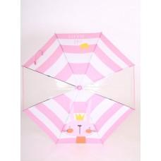 Детский зонт Artrain 1612-01 Розовый кролик