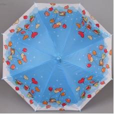 Зонт-трость детский ArtRain арт.1651-13 Сердечки