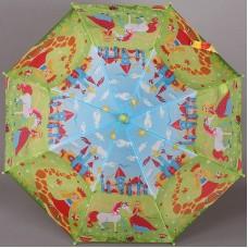 Зонтик трость детский ArtRain арт.1651-06 Королевство