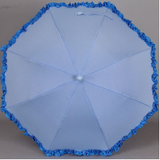Детский зонт-трость однотонный ArtRain 1652-03