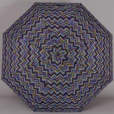 Женский зонт ArtRain арт.3615-03 Зигзаги