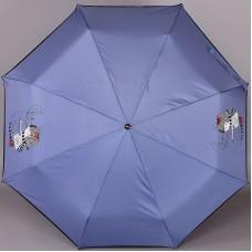 Женский зонт ArtRain арт.3911-1716 Девочка с котиком