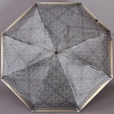 Женский зонт в 4 сложения ArtRain 4914 Узоры