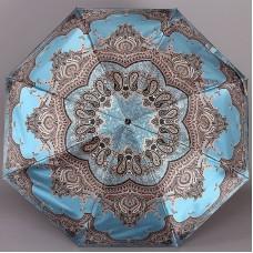 Женский мини зонт (23 см) с узорами ArtRain арт.4914-1658