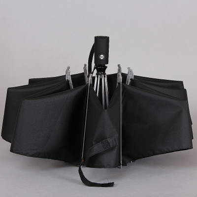 Складной зонт наоборот полный автомат Dolphin 219