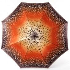 Зонт-трость женский Doppler 721165 OR Ornamentic Brown-Orange