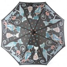 Зонт-трость Doppler женский 740865 CA Забавные кошечки