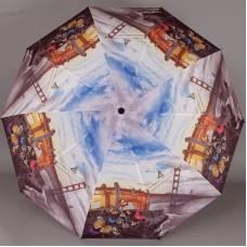 Женский зонтик с каркасом 10 спиц Drip Drop 957-09