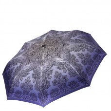 Переливающийся женский зонт Fabretti S-16106-1 Узоры