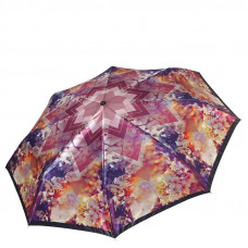 Зонтик женский Fabretti S-17107-3 Цветы вишни
