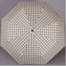 Зонт Fabretti женский FCH-4 Мелкая клетка burberry