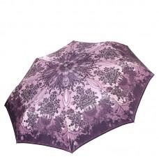 Зонт женский Fabretti L-17116-10 Цветочный орнамент