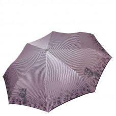 Женский легкий (340 гр) зонт Fabretti L-17120-5 Котенок