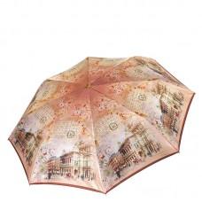 Зонт Fabretti женский L-18110-5 Почтовые открытки