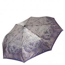 Зонт бежевый в узорах Fabretti S-16106-4