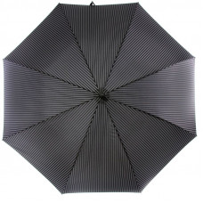 Зонт-трость мужской Fulton G451-2162 Knightsbridge-2 Blaсk Steel