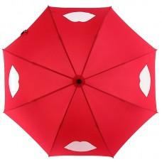 Зонт трость Fulton - Lulu Guinness 777-2785 Поцелуи