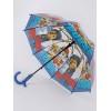 Зонт детский трость прозрачный Galaxy C-511-9802 Pups