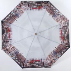 Зонт женский полуавтомат Lamberti 73645-1806 Картины Ричарда Макнейла