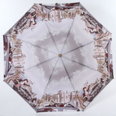 Женский зонтик полуавтомат Lamberti 73645-1807 Попутчики Софи Гриотто