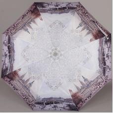 Зонт плоской формы Lamberti 73715-1819 Ретро город в узорах