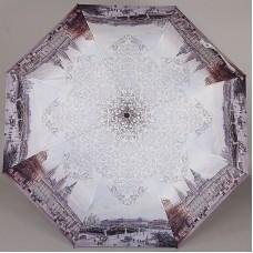 Зонт женский Lamberti 73745-1819 Ретро город в узорах