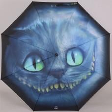 Зонт женский Lamberti 73748-1824 Улыбка чеширского кота