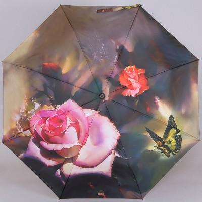 Зонтик женский Lamberti 73748-1831 Нежная розочка