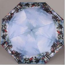 Легкий и компактный зонт (26см, 270гр, купол 100 см) Lamberti 73755-1820 Романтические посиделки