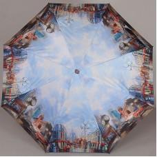 Зонт женский (полный автомат) купол-104см, 420гр Lamberti 73945-1812 Чикаго