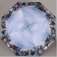 Зонтик женский (купол-104см, 420гр, 29см) Lamberti 73945-1820 Романтические посиделки