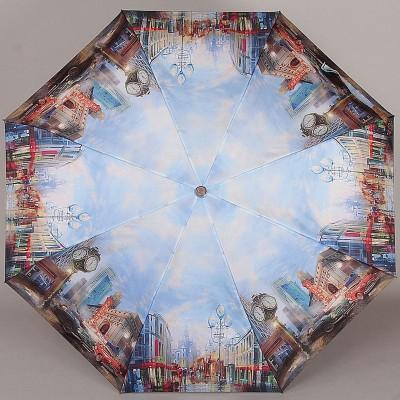 Зонтик женский мини Lamberti 74745-06 Чикаго