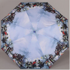 Зонт женский мини (22см) Lamberti 74745-1820 Романтические встречи