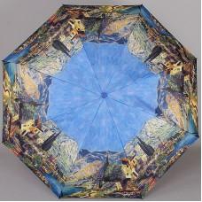 Зонт Lamberti 74745-1815 женский мини Побережье озера Гарда