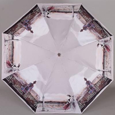 Мини (22см) зонт Lamberti 74745-12 Прекрасные парижанки Софи Гриотто