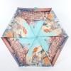 Плоский зонт (205гр., 16,5см, купол 94см) механика Lamberti 75116-1804