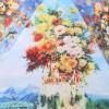 Зонт плоский механика с дизайнами от Никаса Сафронова S.Nikas by Lamberti 75117-1869 Салют эмоций или Благочестивый взгляд на нашу природу